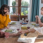 Ángeles Reiné termina el rodaje de 'Salir del ropero', comedia familiar producida por Andrés Santana