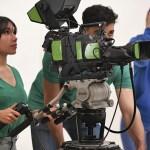 """Óscar Sánchez, coordinador de CEV: """"Nuestra misión como profesores es que los alumnos se den cuenta que ver una película en blanco y negro no tiene nada de malo"""""""