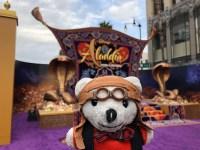 Raimundo Hollywood regresa a los tiempos de 'Aladdin'