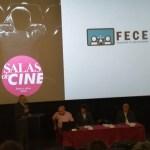Sólo el 54 por ciento de los españoles acude al menos una vez al año al cine