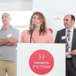"""Géraldine Gonard: """"Muchos productores no pueden esperar un año para presentar proyectos, por eso celebramos Conecta FICTION Reboot"""""""