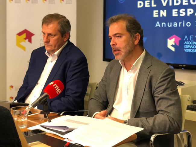 Alberto González Lorca y José María Moreno