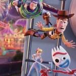 'Toy Story 4' revalida su liderazgo en la taquilla norteamericana y mundial