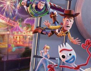 'Toy Story 4' arranca en la taquilla norteamericana con 118 millones de dólares en su primer fin de semana