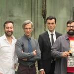 """Kiko Martínez y Alberto Aranda, productores de 'Orígenes secretos': """"Hacer cine en este país es ya una aventura de románticos"""""""