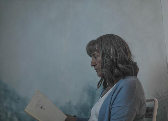retrato de mujer blanca