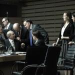 'Adults In The Room' – estreno en cines 18 de octubre