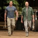 'Fast & Furious: Hobbs & Shaw' mantiene el número uno en la taquilla norteamericana