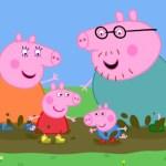 'Peppa Pig', la serie con más presencia en los servicios bajo demanda de Europa