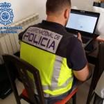 La Policía Nacional desmantela en Tarrasa un centro de distribución fraudulenta de contenidos audiovisuales y canales de pago