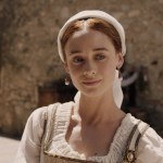 Elena Rivera es 'Inés del alma mía': primeras imágenes tras la grabación en España