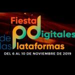 La Fiesta de las Plataformas Digitales en España celebrará su primera edición en noviembre