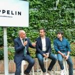 Zeppelin presenta nueva imagen y sigue apostando por la animación