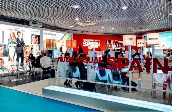 Audiovisual from SPAIN mipcom 2019