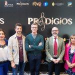 El talent show 'Prodigios' graba su segunda edición para Televisión Española