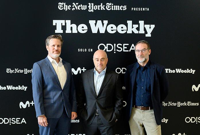 the weekly odisea movistar