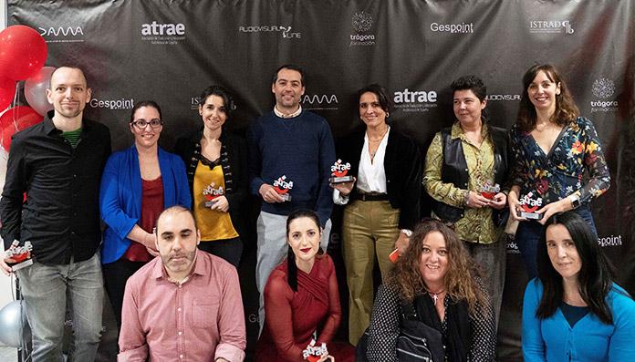 premios atrae 2019