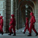 'La casa de papel', premiada por la Spain Film Commission por su labor de promoción turística