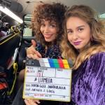 '#Luimelia', el spin-off digital de 'Amar es para siempre', comienza su grabación en Madrid