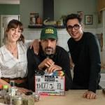 La tercera temporada de 'Mira lo que has hecho' ya se graba en Barcelona