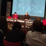 """Olimpia Pont: """"Nuestro objetivo es que el cine más independiente llegue a más sitios y a más público"""""""