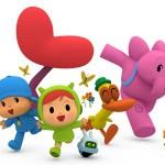 'Pocoyó' celebra sus mejores cifras históricas en YouTube con una nueva línea de juguetes