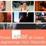 'Desmontando un elefante', 'No sea tu falta' y 'Sorbeltz', finalistas a los 25.000 euros del Premio SGAE de Guion Julio Alejandro 2019