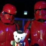 Raimundo Hollywood cierra un ciclo de una vida en la premiere mundial de 'Star Wars'
