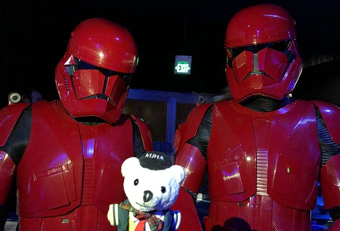 Raimundo Hollywood 2019 Star Wars