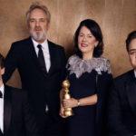 'Erase una vez en Hollywood' y '1917' triunfan en los Globos de Oro, que se olvidan de 'Dolor y gloria' y castigan a Netflix