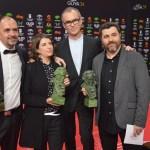 Tres premios Goya técnicos, la pasión por el trabajo bien hecho en el cine español