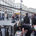 La ciudad de Madrid bate récord de rodajes de series en 2019