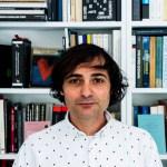 El director artístico de Cineteca Madrid, Gonzalo de Pedro, en el jurado del premio a la mejor opera prima de la Berlinale