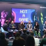 'Not a Game' – estreno 10 de febrero en #0