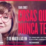 Isabel Coixet, en los encuentros online de la Academia #NuestroCineNosUne