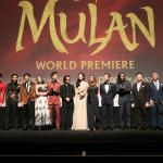 Raimundo Hollywood disfruta de su última premiere en 'Mulan'