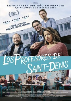 cartel los profesores de saint denis