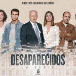 'Desaparecidos' también se estrenará antes en Amazon que en Telecinco