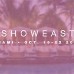 La feria de exhibición para el mercado americano ShowEast 2020 mantiene sus fechas en Miami del 19 al 22 de octubre