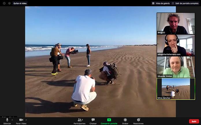 Canarias rodaje en streaming