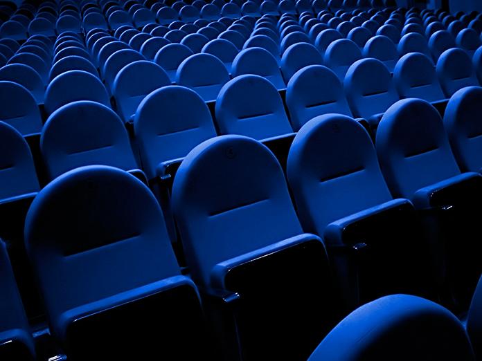sala de cine butaca