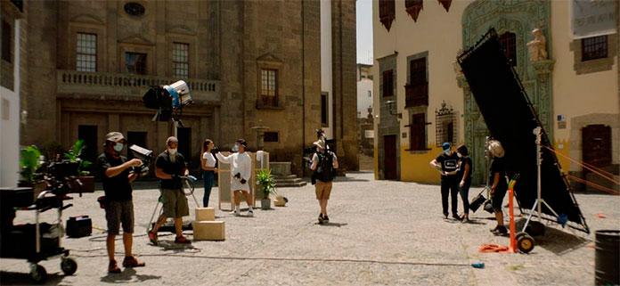 Gran Canaria rodajes en streaming