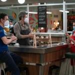 'Mercado Central' también retoma grabaciones en Madrid