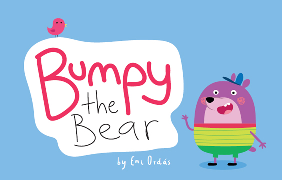 'Bumpy the bear' (Koji)