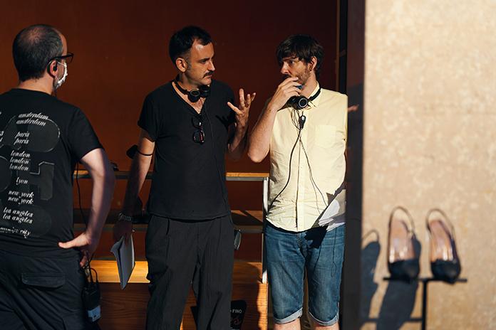 Escenario 0 Carlos Marques Marcet HBO