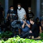 Movistar+ recupera la grabación de la segunda temporada de 'Merlí. Sapere aude'