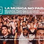 El canal Movistar CineDoc&Roll incorpora una franja semanal dedicada a la música