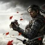 'Ghost of Tsushima' para PS4 fue el videojuego más vendido en el mes de julio en España