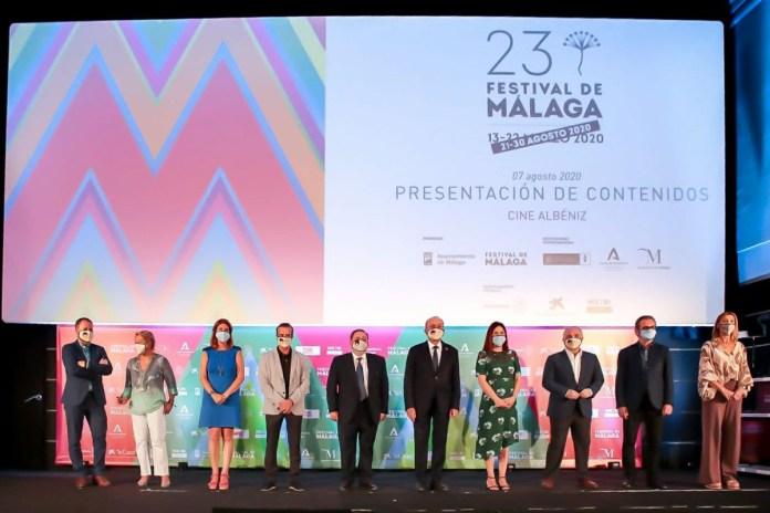 Presentación Festival de Málaga 2020