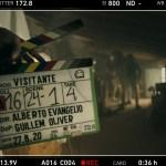 Se rueda 'Visitante', primer largometraje de Alberto Evangelio, producido por Beniwood Producciones
